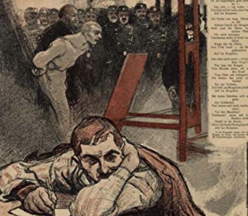 Photo of Dr. Zhozef Injac Gijotin nuk ishte shpikësi i armës së ekzekutimit, që mban sot emrin e tij
