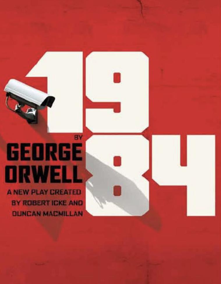 """Photo of Libra që duhet t'i lexoni patjetër: """"1984"""" nga George Orwell"""
