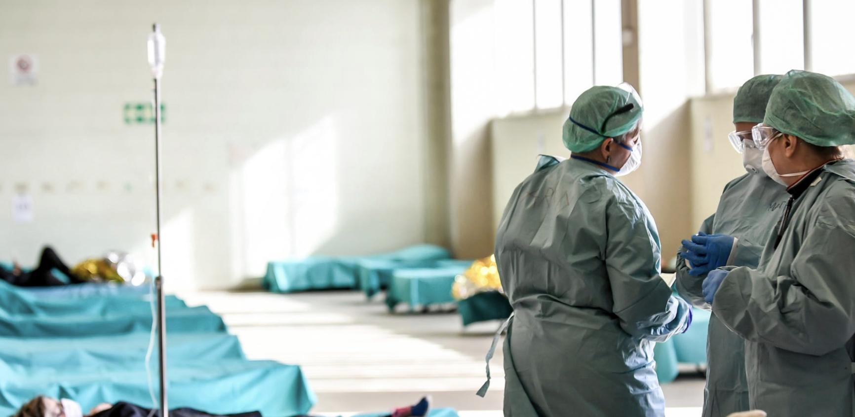 Photo of Itali, qendra e re e epidemisë ka disa mësime për botën
