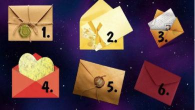 Photo of Mesazh special për vitin e ri 2021: Merrni këshillën më të mirë, duke zgjedhur një zarf