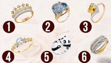 Photo of Zgjidh një unazë dhe zbulo çfarë lloj gruaje je