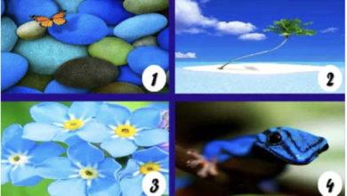 Photo of Testi psikologjik i ngjyrës blu pasqyron aspektin e fshehur të karakterit tuaj