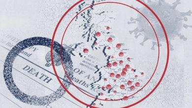 """Photo of SkyNews / Mbretëria e Bashkuar, e vërteta mbi numrat e """"vdekjeve të shtuara"""""""