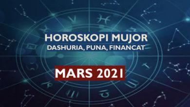 Photo of Horoskopi i marsit 2021 për të gjitha shenjat: çfarë të prisni në dashuri, punë dhe lajme