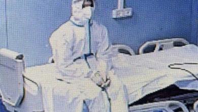 """Photo of """"Jam i dëshpëruar!"""" Thirrja e fortë dhe trishtuese e një infermieri"""