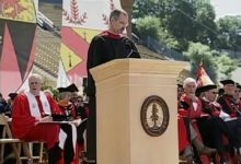 Photo of Fjalimi drithërues i Steve Jobs për vdekjen. Duhet ta lexoni.