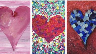 Photo of Zgjidhni një zemër dhe zbuloni se çfarë partnerësh jeni kur dashuroheni